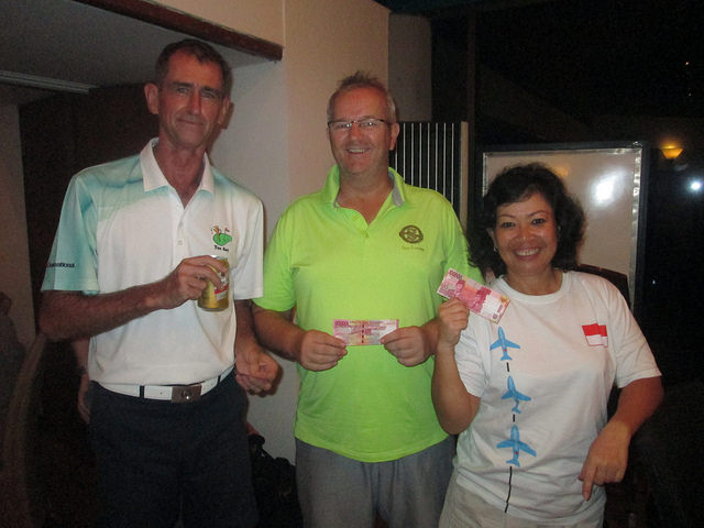 Jagorawi Golf & Country Club, Sunday 22nd May 2016 | Tee Set