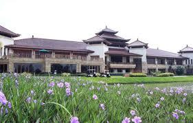 Gading Raya Padang Golf Club in Jakarta, Indonesia
