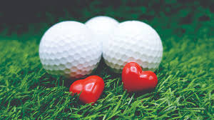 Image result for valentine golf